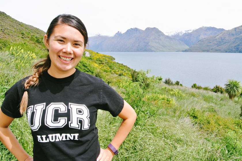 Zero Hour Story: Cindy, A Voice for the Environment (Photo)
